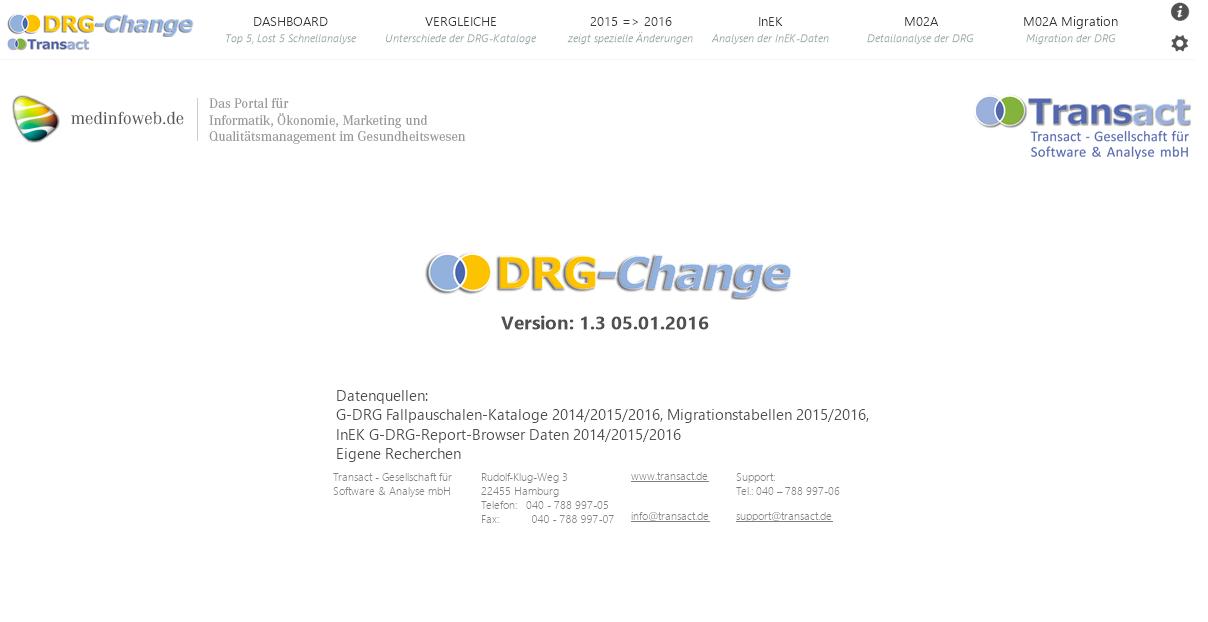 DRG-Change 2016