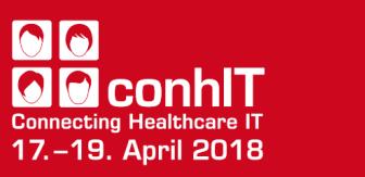conhIT vom 17. bis 19.04.2018