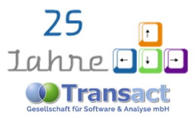 25 Jahre Transact – Save the date 12.4.2019