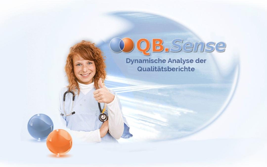 Q.B.2019 = Qualitätsberichte aller deutschen Kliniken als QlikView oder als QlikSense