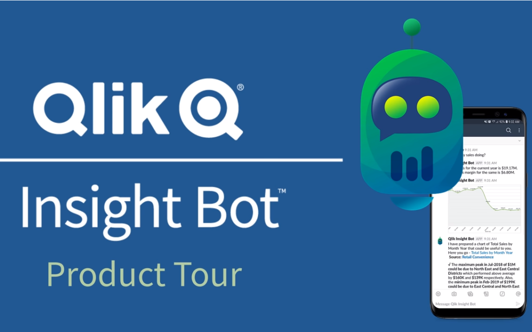Qlik Insight Bot – Product Tour