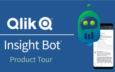 Qlik Insight Bot – Product Tour