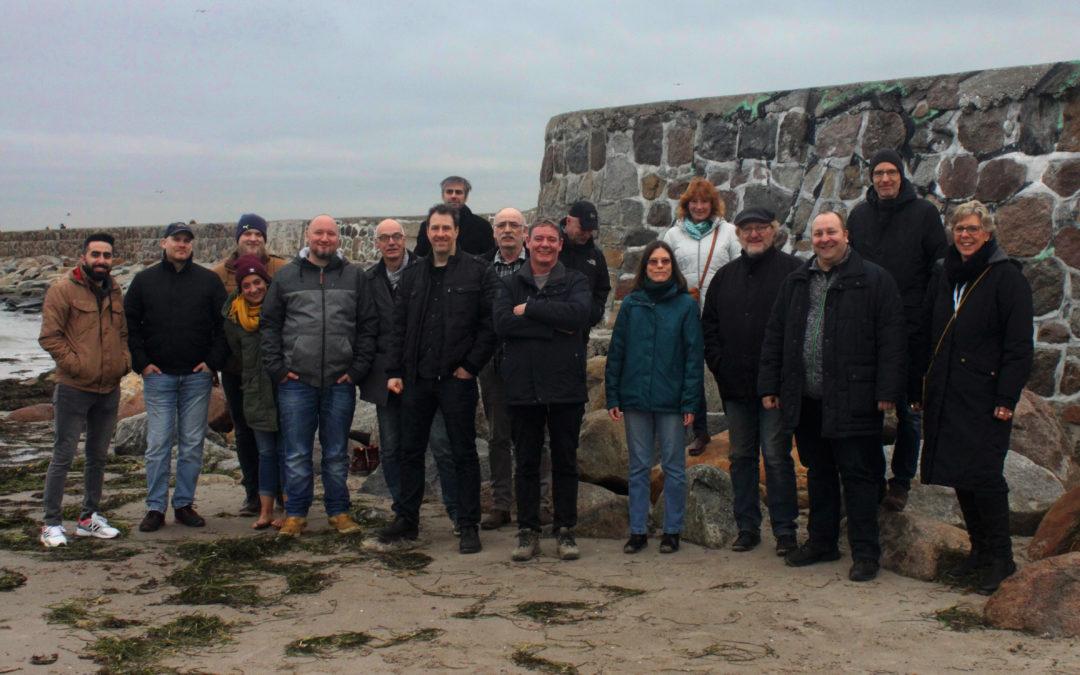 Transact Teammeeting 2020 in Warnemünde
