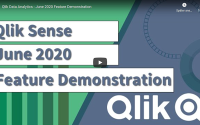 Qlik Sense – What's New June 2020
