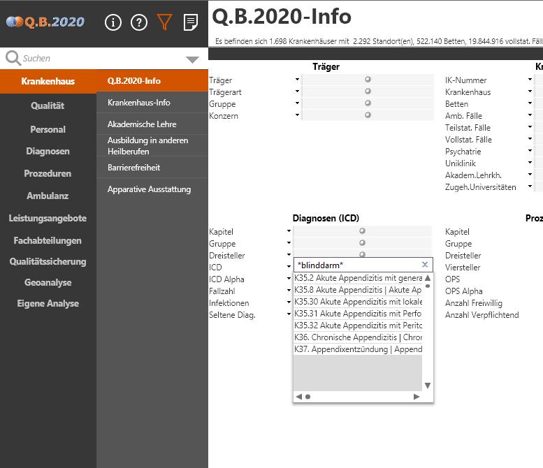 Q.B. 2020 Update & Bugfix (Qlik View und Qlik Sense)