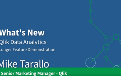 Qlik Sense – What's New Februar 2021