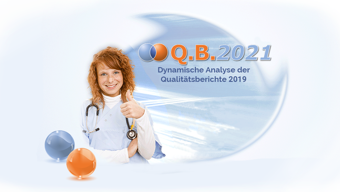 Q.B. 2021 für QlikView und Qlik Sense mit dem Datenstand 2019