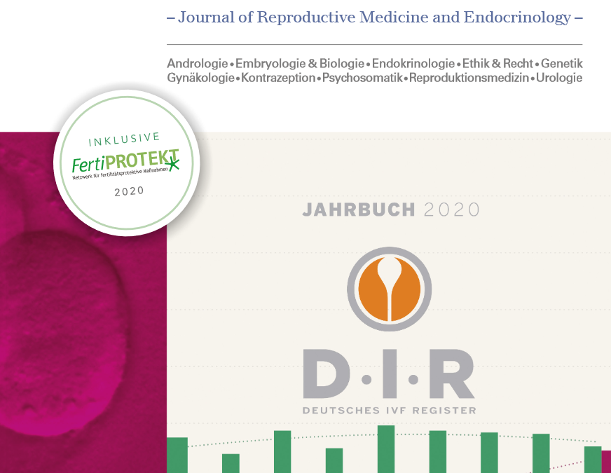 Digitales Reporting beim Deutschen IVF Register
